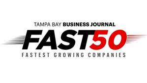 Pitisci & Associates recognized by the Tampa Bay Business Journal's 50 fastest growing companies in Tampa.